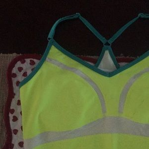 FILA workout top {***see matching skirt listing}